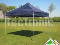 Tentes pliantes professionnelles Solid 40 polyester